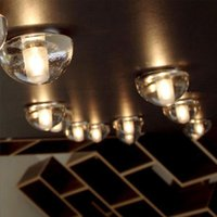 Wholesale Fashion Glass Ball Wall Lamp Led Ceiling Lamp for Indoor in