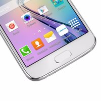 Wholesale Real G LTE S6 G920F GB ROM Bit Quad Core Phone MTK6735 GHz Inch Android Lollipop Show GB RAM MP Camera