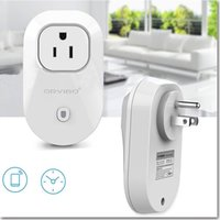 appliance switches - Smart Wifi Socket Wall Charger US Plug Cell Phone Power Socket Wireless Timer Switch Remote Control Home Appliance Automation