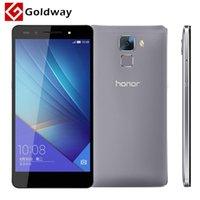 mobile cdma - Presale Original Huawei Honor GB ROM G LTE Mobile Phone Octa Core quot x1080p GB RAM MP Camera Android Lollipop