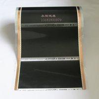 Wholesale Electric heating film far infrared geothermal membrane heated film heating pad high temperature membrane w cm