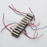 Wholesale 5pcs x14mm Coreless DC Motor Strong magnetic high speed for helicopter model aircraft toys A2