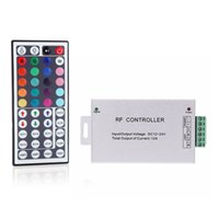Wholesale DC V Key LED IR Remote Controller for RGB SMD LED Strip Light with Auto memorizing function H9288