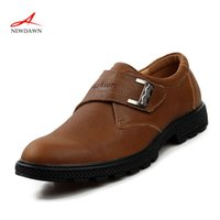 work boots for men - Men boots Genuine Leather hand made men fashion ankle boots Spring and autumn work boots for men Rubber boots