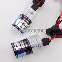 Wholesale W Single Beam hid Xenon Light Bulbs H1 H3 H4 H7 H8 H10 H11 HB3 HB4 hid kit lamp