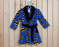 baby wear flannel - 2015 Star Wars movies Flannel Coral fleece Spider man batman pajamas Baby sleep wear for kids