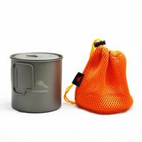 Wholesale TOAKS LIGHT Titanium ml Pot