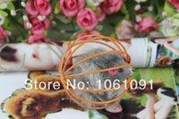 Wholesale-Gatos Animales Juguetes productos falsos juguetes para gatos Cat Ratón En la rata de la jaula de bola esférica envío gratuito