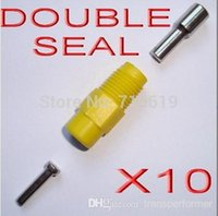 Wholesale 1000pcs Water Nipples Drinker Poultry Chicken Duck Coop Feeder Screw Degree THE CHEAPEAST
