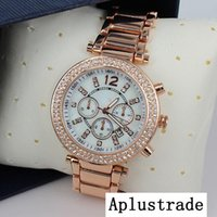 replicas - 2016 Fashion Gold Womens Replica Watch Luxury Watches for Women Gold Diamond Watch for Ladies