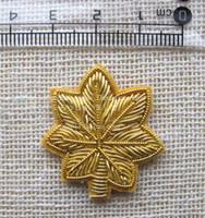 american general tools - American general collar movie props golden insignia badges collar CM accessories