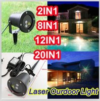 ac systems - In stock in1 in1 in1 in1 with without remote controller outdoor water proof christmas laser light projector laser light show system