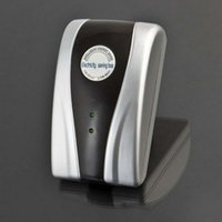 Wholesale New Type Power Electricity Saving Box Energy Saver EU Plug V V Save Electricity Bill EU Power plug available