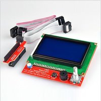 Cheap Free shipping !! 3D printer smart controller RAMPS1.4 LCD 12864 LCD control panel