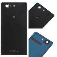 cover For Sony Xperia Z2 - OEM Original Back Cover Housing For Sony Xperia Z Z1 Z2 Z3 D6603 D6643 D6653 Battery Door with Pre cut Adhesive Tape