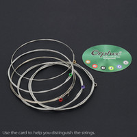 Wholesale Orphee LE29 Electric Guitar String Set High Quality Nickel Alloy String Set Medium Tension Strong Durability I1186