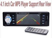 1080p mp4 player - inch TFT HD Screen Car MP3 Player SD USB Aux in P Rear View Camera1 Din Car Audio Stereo MP4 MP5 MQC182