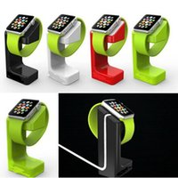 Wholesale Stand Holder Charging Dock for Apple Watch Mount Station Charger Stander For Apple Watch iwatch mm mm Magnetic charge dock E7 Stand