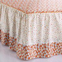 bedspread designs - New design Pastoral flower cotton bedspread twin full queen size