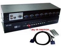 Wholesale MT UK CH PORT SMART USB2 KVM SWITCH By FedEx