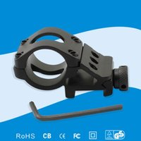 Wholesale YIYUAN flashlight retaining clip YIYUAN Y007 mm diameter alloy material sandwiched tactical flashlight DHL