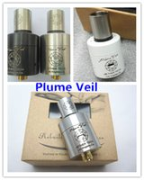 Cheap Replaceable Plume Veil Best Metal  Atomizer