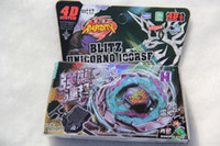 Wholesale 2015 New Arrive Blitz Unicorno Striker D Metal Fury Beyblade BB