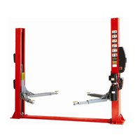 Wholesale High Grade Floorplate Post Lifting Machine For Car With Electric Release kg