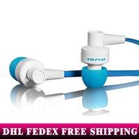 Cheap Free DHL Fedex 100pcs lot Awei ES 700i Super Bass HiFi Headphones Earphones With  Mic For iPhone iPad Samsung Galaxy Headphone