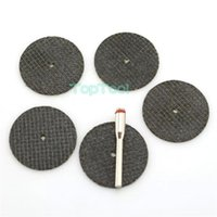 Wholesale 5Pcs set mm Abrasive Disc Electric Grinding Cutting Electric Grinding Wheel H2740 A2