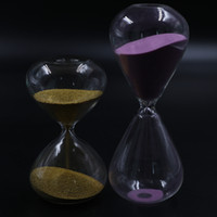 sand timer hourglass - Mechanical Timer Sand Clock Timer Glassware Blown Sand Timer Can Be Installed Hourglass Creative Birthday Gift To Send Men And Women Home
