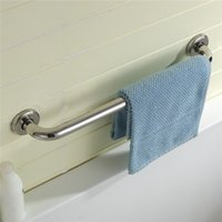 bath tub grab - Stainless Steel Grab Bar Support Handle Safe Bath Bathroom Accessories Shower Tub Helping Handgrip Older People Keeping Balance