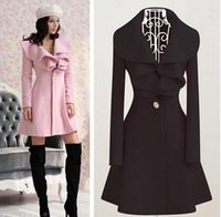 Cheap Lovely Falbala dress coat Best long coats