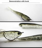 Wholesale very cheap wholsale super real like simulate bionic fish lure bait