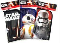bb messenger - DHL styles New star wars Wallet stormtrooper coin purses BB cellphone bag ID card bag Children gift C348