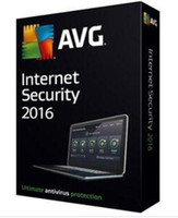 Wholesale 5key pc user AVG Internet Security Serial Number Key License Activation Code Available to Full Version
