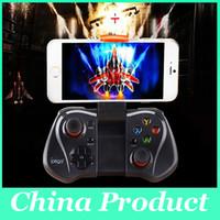 Bluetooth inalámbrico iPega 9033 teléfono Juego controlador joystick Gamepad Bluetooth para iPhone HTC Samsung Tablet Android IOS PC de apoyo 010209