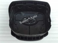 Wholesale Interior Accessories Steering Covers For Kia Rio K2 Airbag Cover Steering Wheel Car Air Bag Covers