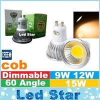 e26 led bulbs - CREE COB GU10 E27 E26 E14 MR16 Dimmable Led W W W Spot Bulbs Light CRI gt High Power Led Lights Lamp AC V