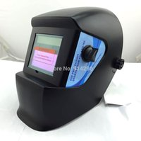 Wholesale 2015 NEW Fully Automatic Auto Darkening Mig Tig Mag Arc Welding Helmet Mask