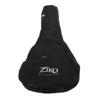 Wholesale Universal Guitar Gig Bag Case Dual Shoulder Straps Pocket mm Pearl Wool Padded Black for quot Acoustic Guitar
