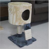 Wholesale cat toy milk jelly roll cat scratch board cat ball cat tree cat climbing frame