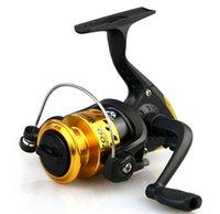 Cheap Fishing Fishing Reels 2015 New High quality Fishing Reel metal Spinning Reels Sale for Feeder Fishing pesca
