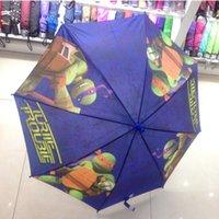 batman umbrella - Frozen Teenage Mutant Ninja Turtles Umbrella Spider man batman violeta despicable me minions Children Umbrella cm christmas
