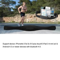 Cheap Bluetooth 4.0 Wireless Sport Heart Rate Strap Monitor Chest Strap Band Running Fitness Exercise for iPhone iPad Android
