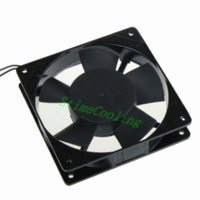 ac exhaust fan - 10PCS set MM Small Air AC Metal Exhaust Cooling Fan V V mm fan fan fan