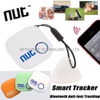 Écrou 2 Activity Tracker Balise active intelligente Bluetooth anti-perte Child Tracking Pouch Pet Wallet Key Finder alarme GPS Locator Patch Finder
