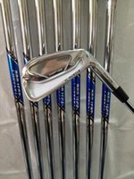 Wholesale Golf clubs MP irons set P with rifle proejct X6 steel shaft MP59 irons Come headcover