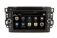 2 DIN chevrolet dvd gps navigation - Android Car DVD Player GPS Navigation for Chevrolet Spark Optra with Radio Bluetooth TV USB AUX WIFI Audio Video Sat Nav