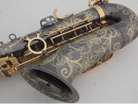 Wholesale EMS France selmer Alto Saxophone drop E Sax